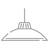 Светильники под лампу