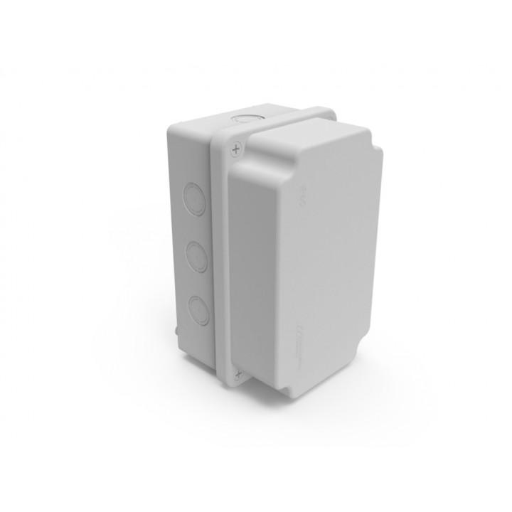 Бокс 138X226X131, термопластик, IP 65, серый, Mutlusan